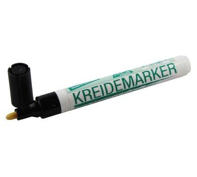 Atla-Flüssigkreide-Marker, Farbe schwarz