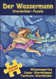 Puzzle Sternbild Wassermann