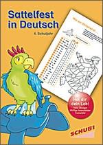 Sattelfest in Deutsch, 4. Schuljahr
