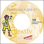 Rund ums Adjektiv, CD-Rom