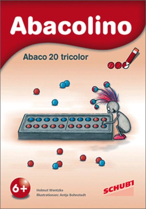 Abacolino Arbeitsheft - Rechnen mit dem Abaco 20 tricolor