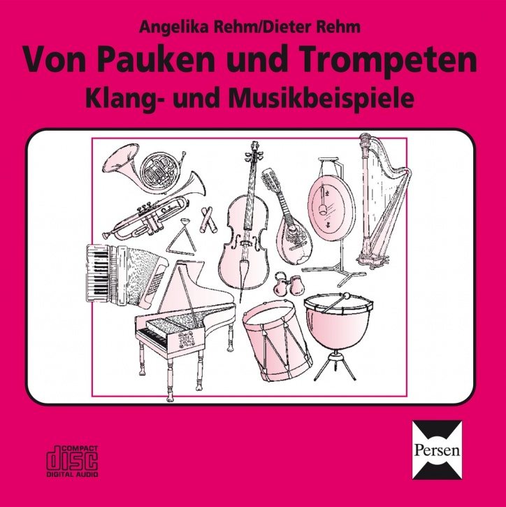 Von Pauken und Trompeten - CD