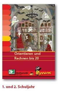 Max Lernkarten,  Orientieren und Rechnen bis 20