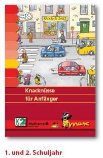 Max Lernkarten,  Knacknüsse für Anfänger