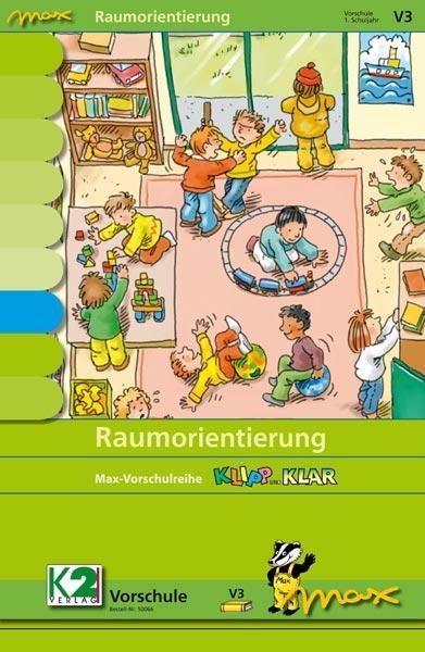 Max Lernkarten: Raumorientierung