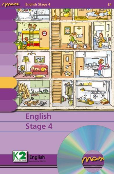 Max Lernkarten + CD ENGLISH STAGE 4: Anspruchsvolle Aufgaben...