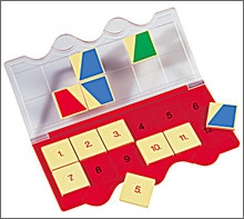 mini-Lük Kontrollgerät mit Klarsichtspielteil
