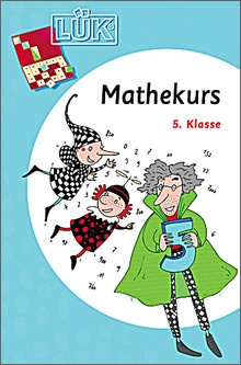 Lük-Heft Mathekurs 5. Klasse