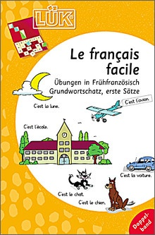 Lük-Heft Doppelband Le francais facile