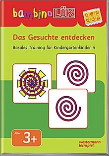 bambinoLük-Heft Meine kleine Welt, Erste Bildwörter 1