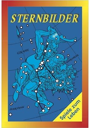 Sternbilder, Quartett, im PP-Etui mit Textkarten