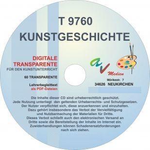 Digitale Folien auf CD – Kunstgeschichte