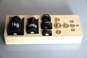 Gewichtesatz 2 kg