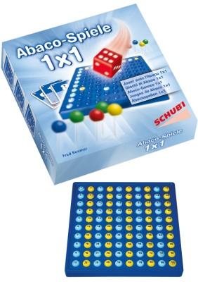 ABACO Spiele 1 x 1 MIT Abaco