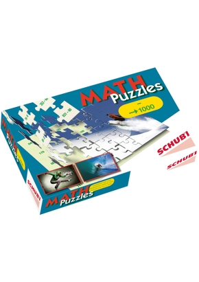 MATHpuzzles Subtraktion - 1000