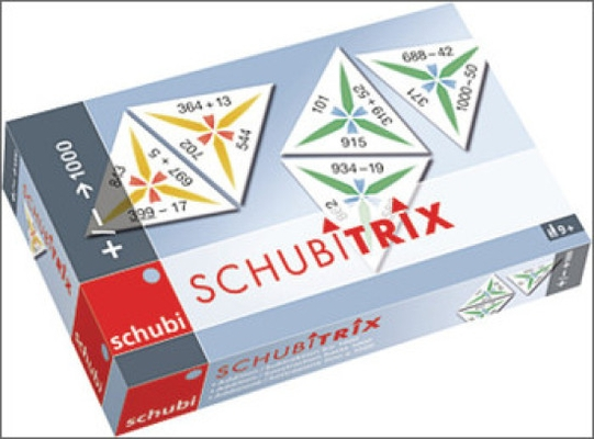 SCHUBITRIX  Addition und Subtraktion bis 1000