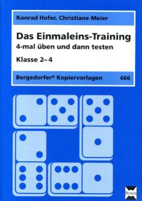 Das Einmaleins-Training