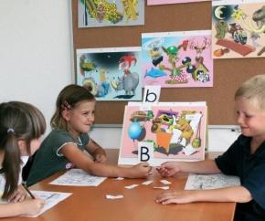 VisoDidac,  ABC-Riesen-Buchstaben-Anlautbilder