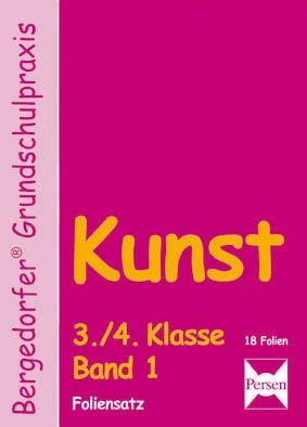 Kunst - 3./4. Klasse - Foliensatz 1