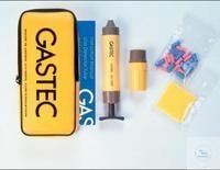 GASTEC - Gasteströhrchen, Kohlenmonoxid, 25 - 400 ppm, Pack mit