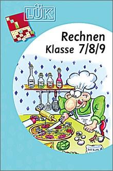 Lük-Heft Rechnen 5 (7. - 9.Klasse)