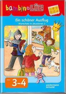bambinoLük-Heft Ein schöner Ausflug