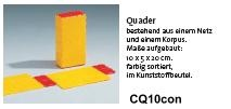 Clixi Quader  zum Bau eines Netzes
