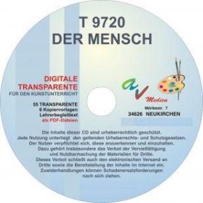 Digitale Folien auf CD - Der Mensch